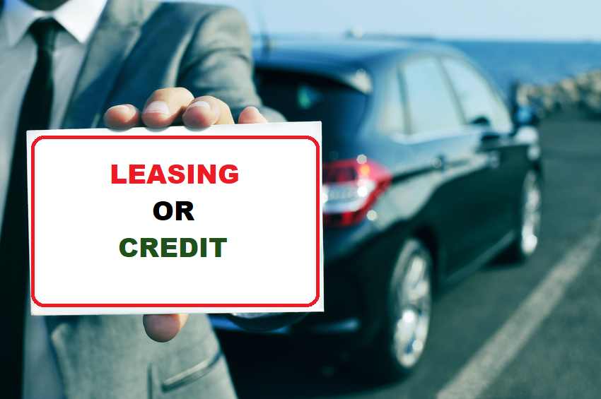 Finantare auto: LEASING OR CREDIT